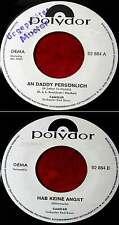Single Camillo Felgen: An Daddy persönlich (Polydor 52 884) D 1967