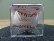 Alfonso Soriano signed on Sweet Spot Official Baseball W/COA from JSA, USC#245