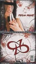 Bombay Black - Psycho Magnet (2008, Kivel Records) Modern AOR