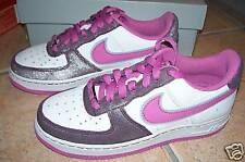 NIKE AIR FORCE 1 25 SNEAKERS YOUTH 4 1/2 SPARKLE PINK