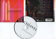 "MACHIAVEL ""Un drame musical instantané"" (CD/CDrom) 1998"