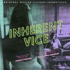 Inherent Vice Original Motion Picture Soundtrack Slipcase CD