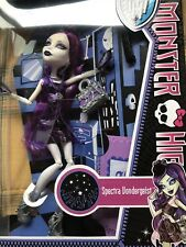 Monster High Noche Spectra Vondergeist
