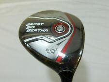 New Callaway Great Big Bertha 24* Divine 9 Wood Kuro Kage Regular flex GBB