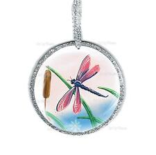 Pink Dragonfly Ornament Dragonflies Christmas Tree Ornament