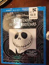 The Nightmare Before Christmas (Blu-ray Disc, 2008, 2-Disc Set) w/ Slipcover