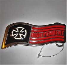 INDEPENDENT TRUCK CO' - Belt Buckle / by Indy Skateboard Trucks Company FLAG