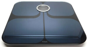 Fitbit Aria FB201B Wi-Fi Smart Scale BMI - Body Fat - Mass Index