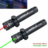 Tactical Green/Red Laser Hunting Gun Scope Mount for 20mm Weaver Picatinny Rail