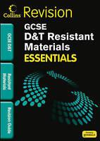 Collins Revision GCSE D&T Resistant Materials BRAND NEW BOOK  (Paperback, 2009)