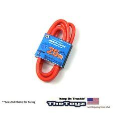 RC Scale Scaler Garage Rock Crawler Miniature Orange Extension Cord 57178