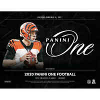 2020 Panini One FOOTBALL Hobby Box FACTORY SEALED BOX NFL