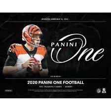2020 Panini One FOOTBALL Hobby Box FACTORY SEALED BOX NFL