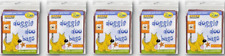 Snappies Doggie Doo Bags With Odour Neutralising Fragrance 100 bags 5 packs
