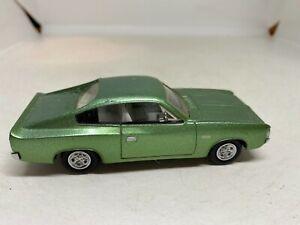 Trax 1:43 TR11 Chrysler Valiant Charger Green Metallic
