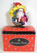 Christopher Radko 'Holly Bell Holiday' 2005 Christmas Ornament #1011902