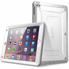 Apple iPad Air 2 Case Heavy Duty Full-body Rugged Built-in Screen Protector New