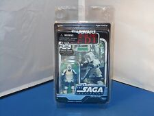 Star Wars The Saga Collection ROTJ Biker Scout Action Figure MOC! & Clamshell