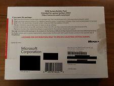 Microsoft Windows Server Enterprise 2008 r2 64bit sp1 10clt p72-04469 inglese