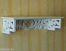Wandregal Wandboard Ablage Landhausstil weiss 0104801 Shabby Landhaus