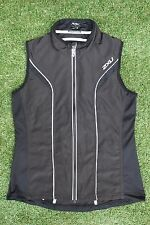 """2XU Wired Road Cycling Running Triathlon Gilet ~ Large 38""""~40"""" Chest ~ In VGC"""