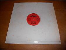"Billy Frazier BOOGIE SOUL FUNK DISCO 12"" SINGLE Billy Who Long / Short Version"