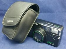 Halina Vision XMS/MZ Auto Flash Compact Camera