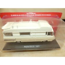 CAMPING CAR MAILLET ERIC 3 PEUGEOT 1977 IXO PRESSE 1:43