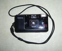 KONICA A4 35mm CAMERA for PARTS or REPAIR