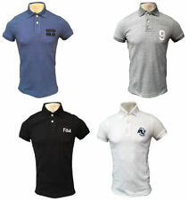 Abercrombie & Fitch Y Neck Graphic T-Shirts for Men