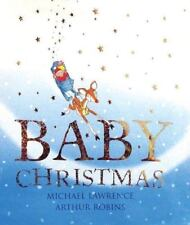 NEW - Baby Christmas by Lawrence, Michael