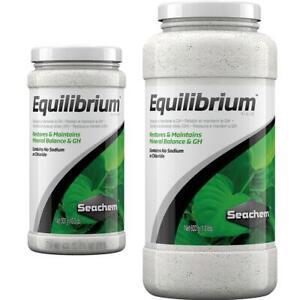 Seachem Equilibrium 300/600g Aquarium Mineral GH Balance