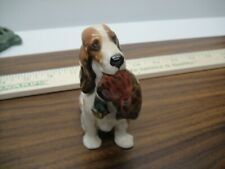 Royal Doulton English Springer Spaniel Dog Figurine Hunting Mallard Pheasant