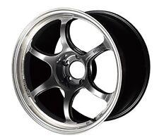 YOKOHAMA ADVAN Racing RG-D2 wheels HYPER BLACK 8.5J-18 +37 rims Made in JAPAN