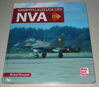 Bildband Kampfflugzeuge der NVA Michael Normann Motorbuch Verlag Buch Neu!