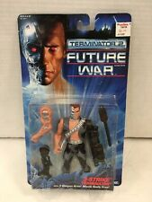 "1992 Kenner Future War 3 Strike Terminator 5 1/2"" Action Figure New Sealed!"