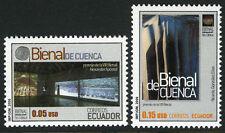Ecuador 1868-1869, MNH. Cuenca Biennale. Art by A.Apostol, R.G.Elias, 2006