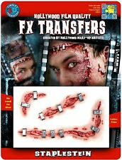 Tinsley Transfers Staplestein Prosthetic Special Effects Makeup Horror 3D FX