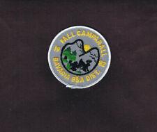 Transatlantic Co. Bavaria Dist 1982 Fall Camparall Traded At 2019 World Jamboree