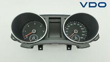 VW Golf Mk6 2008-12 1.6TDi Speedometer Instrument Cluster 5K0920962A A2C53219792