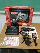 Sega Genesis MK-1631 Bundle with Original Box  and Accessories