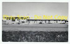 RARE?  Photo Postcard - HI-D-HO Motel  - Colorado Springs CO ca 1950s