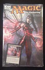 IDW Consume Spirit Promo w/Comic Magic the Gathering Spell Thief #2 NEW MTG Card