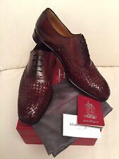 Salvatore Ferragamo 菲拉格慕 Special Edition shoes Fante 9 EEE UK/10 US/43EU