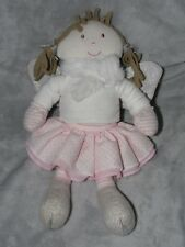 MAMAS AND PAPAS ANGEL BERRY RAG DOLL SOFT TOY SKATING FAIRY DOLLY COMFORTER