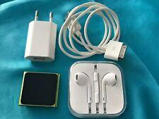 Apple iPod Nano MP3 Player  6. Generation A1366 8 GB Touchscreen