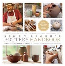 Simon Leach's Pottery Handbook by Simon Leach and Bruce Dehnert (2013,...
