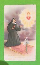 Reliquia – Reliquiario – Santino - Relic - Beata Giovanna Francesca Michelotti