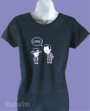 'Coral' Meme Dead Walking TV Zombies Inspired T Shirt Top Mens & Ladies Cotton