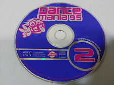 DANCE MANIA 95 - 2 - DISCO DANCE MIX - CD SIN CAJA